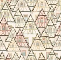 patterns. A Illustration project by Cecilia Sánchez         - 25.11.2013
