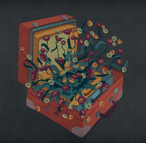 If it is the end. A Illustration project by Sara Olmos - Nov 07 2013 12:00 AM