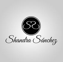 Logo Shandra Sánchez. Um projeto de Design e Ilustração de Oinatz Iparraguirre Arregui - 27-11-2013