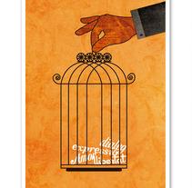 Gàbia. A Design, Illustration, and Advertising project by Rafa Garcia  - Apr 17 2006 12:00 AM