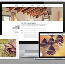 Website: +Qi. Un proyecto de Diseño y Desarrollo de software de Gilber Jr  - 14-12-2013
