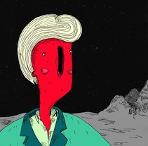 Ilustración sin título. Um projeto de Ilustração de Tomás Varela         - 15.12.2013
