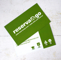 Reservango. A Design, Illustration, and Advertising project by Rafa Garcia  - Dec 10 2012 12:00 AM