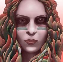 Muse. Um projeto de Design e Ilustração de Cristian Eres         - 18.12.2013