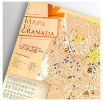 Folleto Memoria Andalucía. A Design project by Juanjo-se Peñalver - 02-01-2014