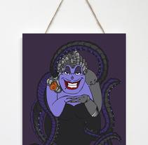 Ursula's print. Um projeto de UI / UX de carmen  sarrión blasco - 01-01-2014