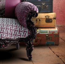 La Maleta de la Moda · Branding ·. Un proyecto de Diseño, Ilustración, Publicidad e Instalaciones de Sergio Patier         - 13.05.2012