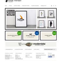 Loreak Mendian Online Shop. A Design, and Software Development project by Ismael Serrano - Nov 01 2011 12:00 AM
