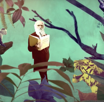 BBC – Genius Season. A Design, Illustration, and Motion Graphics project by David Pocull - Jan 13 2014 12:00 AM