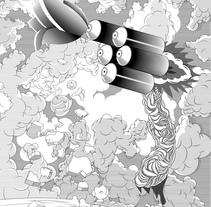 Alegorías Colección 2014 copyright. Um projeto de Design, Ilustração, Publicidade, Direção de arte e Artes plásticas de Luis Gomariz         - 13.01.2014