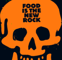 Food is the new rock. A Design project by Nacho Contreras  - 31-07-2013