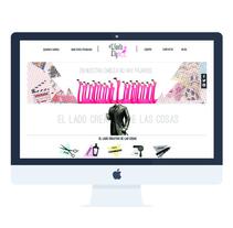 Rediseño web e identidad. Um projeto de Design e Publicidade de Esther HIJANO MUÑOZ - 15-08-2013