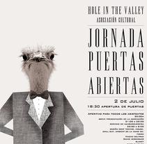 Hole in the Valley. Um projeto de Design, Ilustração e Publicidade de Manuel Estelles Miralles         - 21.01.2014