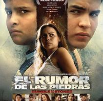 El rumor de las piedras. Um projeto de Cinema, Vídeo e TV de Emilio Pittier García         - 22.06.2011