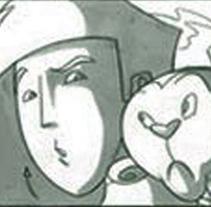 storyboards...Invisible man/Nattú/Tom/Winx/Talma. Un proyecto de Cine, vídeo y televisión de Jon Ferlop - 25-01-2014