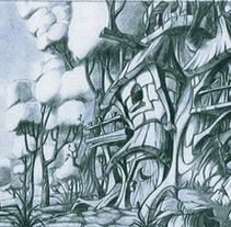 Concept Art: Animation Characters/Backgrounds/Props.... Un proyecto de Cine, vídeo, televisión, Animación y Diseño de personajes de Jon Ferlop - 20-01-2014
