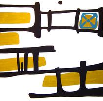cápsulas / pintura. Un proyecto de Pintura de laura cora - 27-01-2014