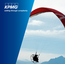 KPMG. A Design, Advertising, Design Management, Editorial Design, Graphic Design, and Marketing project by Álvaro Infante - 26-02-2013