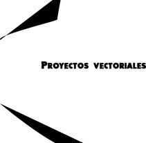 proyectos de dibujos vectoriales. Um projeto de Ilustração e Design gráfico de Sofía Q.H         - 16.02.2014