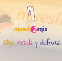 Muesli2mix. A Motion Graphics, Animation, and Post-Production project by Jorge Vega Herrero - 14-02-2014