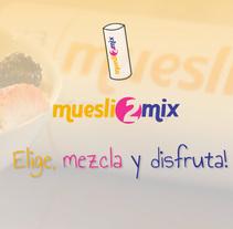 Muesli2mix. Un proyecto de Animación, Motion Graphics y Post-producción de Jorge Vega Herrero - Sábado, 15 de febrero de 2014 00:00:00 +0100