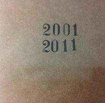 The Cherry Blues Project - Estos últimos 10 años: Boxset Nº 2 souvenir (2001/2011). Un proyecto de Diseño, Fotografía, Bellas Artes y Packaging de Pedro Miguel - 21-02-2014