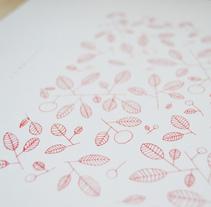 Pattern. Un proyecto de Ilustración de eva carot         - 24.02.2014