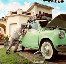 Spot El Abuelo. A Advertising project by Pablo Perez-Cuadrado Cervantes - Feb 25 2014 12:00 AM