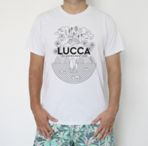 Lucca. A Design, Illustration, Br, ing&Identit project by Hernan Raffo         - 17.11.2013
