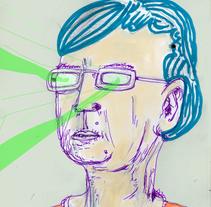 Acuarela y tinta. A Fine Art project by Salva Insa - Mar 05 2014 12:00 AM
