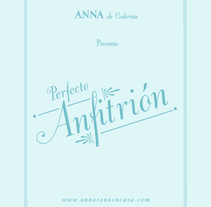 ANNA DE CODORNIU. A Art Direction, Design, T, and pograph project by mauro hernández álvarez - Mar 05 2014 12:00 AM