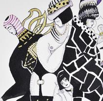 Niveles del pensamiento. Un proyecto de Ilustración y Bellas Artes de Sonia Alins Miguel - 05-03-2014