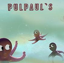 Pulpaul`s. Creatividad Diseño3D. Um projeto de Ilustração, 3D e Design gráfico de Marta Páramo Vicente         - 30.09.2012
