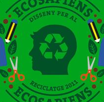 Ecosapiens. Un proyecto de Diseño gráfico e Ilustración de Jordi Matosas         - 02.05.2011