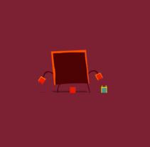 Cuadrados. A Animation project by Juan Carlos Cruz         - 11.03.2014