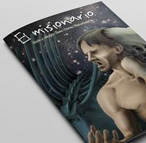 Comic. Un proyecto de Bellas Artes, Diseño de personajes, Diseño editorial, Ilustración, Paisajismo y Pintura de Juan Carlos Hernández - Jueves, 13 de marzo de 2014 00:00:00 +0100