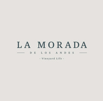 La Morada de Los Andes. A Br, ing, Identit, Graphic Design, and Web Design project by Victoria Rodríguez - 03.16.2014