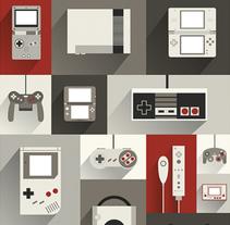 Nintendo Fan Art. Um projeto de Ilustração de Ricardo Polo López         - 16.03.2014