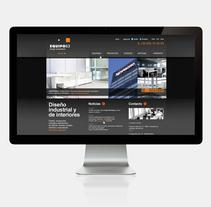 Equipo63. A Web Design project by Cristina Fabregas Escurriola         - 17.03.2014