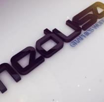 Medusa showreel. Un proyecto de Motion Graphics, Cine, vídeo, televisión y 3D de Antonia y Pepa         - 31.05.2010