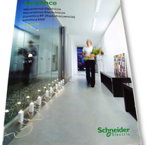 SCHNEIDER ELECTRIC. A Design, Illustration, Editorial Design, and Graphic Design project by Marta Serrano Sánchez - Mar 26 2007 12:00 AM