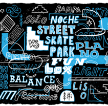 GO Skateboarding Magazine. A Illustration, T, and pograph project by Sergio Jiménez - 31.12.2014