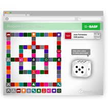 Microsite BASF Responsible Care Game. A Web Design project by Zahira Rodríguez Mediavilla - Apr 02 2014 12:00 AM