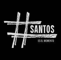 #SANTOS | #EsElMomento. Um projeto de Cinema, Vídeo e TV, Multimídia, Web design e Desenvolvimento Web de Carme Carrillo Cubero         - 07.12.2013