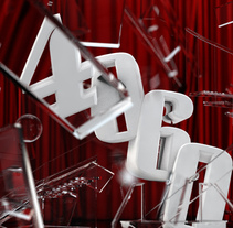4060 Crystal. A Design, Illustration, Motion Graphics, 3D, Animation, Art Direction, Graphic Design, Interactive Design, Interior Architecture, and Post-Production project by Gaston Charles         - 07.04.2014