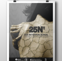 25 de Noviembre . A Illustration, Advertising, Photograph, Creative Consulting, and Graphic Design project by FEDE DONAIRE         - 16.04.2014