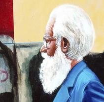 Pintura. Un proyecto de Bellas Artes y Pintura de Emilio -Balazor Design- Prieto Ortiz - 23-04-2014