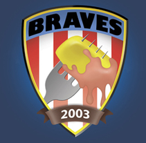 Braves. A Design, Graphic Design, and Product Design project by Joan Lalucat         - 25.04.2014