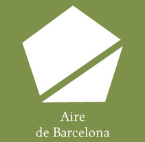 Aire de Barcelona. A Br, ing, Identit, Graphic Design, and Packaging project by Sergio Méndez Tierra - Apr 30 2014 12:00 AM
