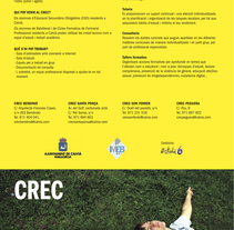 CREC. A Graphic Design project by Marcelo Bordas         - 23.10.2013